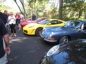 2010 Ferrari/Porsche Tour