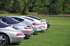 Porsche Zone 1 Concours - Sept 2014