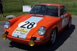 2016 Porsche Parade