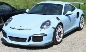 Porsche - Jay Peak 20160619 0313