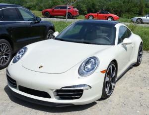 Porsche - Jay Peak 20160619 0319